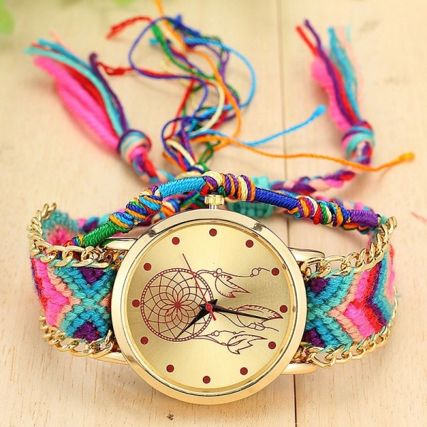 Bracelet Watch Ladies Rope Watches