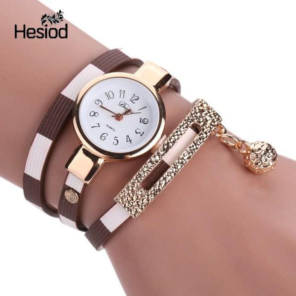 Bracelet Watches Leather Quartz Watch