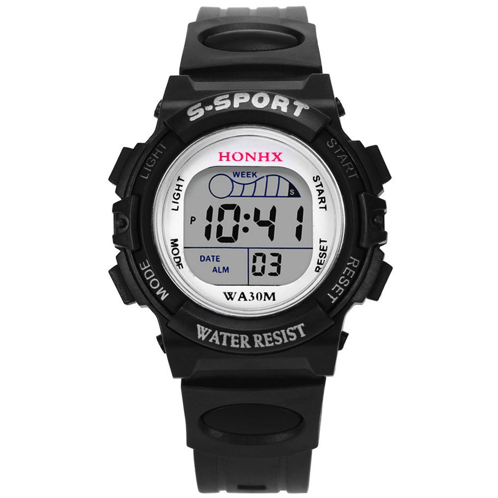 Kids Watches Casual Sports Wrist Watch