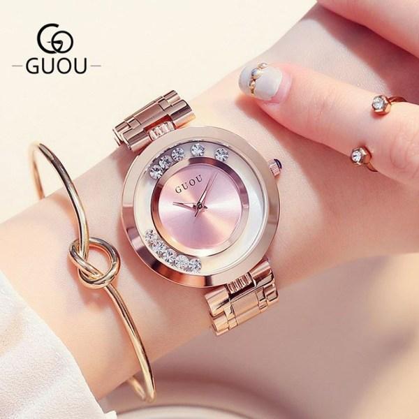 Ladies Watch Luxury Bracelet Watches