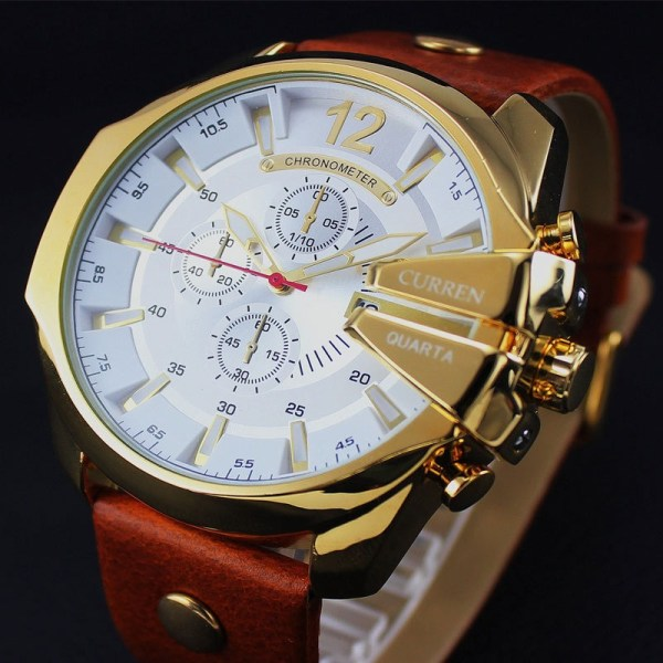 Fashion Watch Super Man Luxury Watches