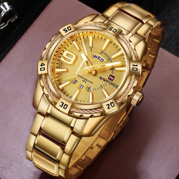 Luxury Sport Watch Quartz Watches