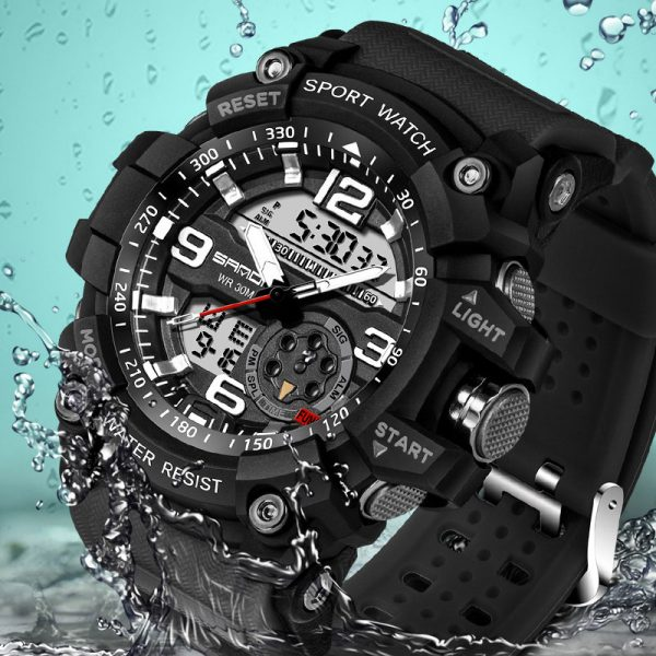 Sports Men Watches Military Quartz