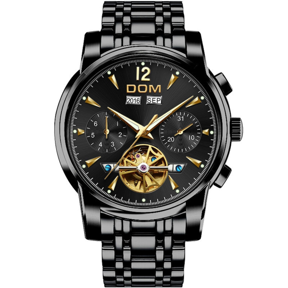 Black Watches for Fashionable People