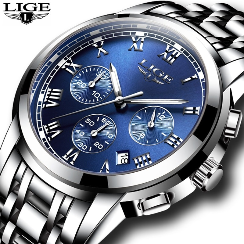 Luxury Chronograph Watches