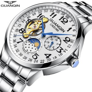 Cool Silver Watches For Men