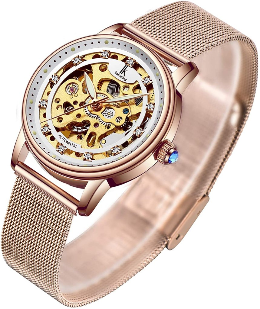 Womens Automatic Watch - A Perfect Accessory For Formal Events