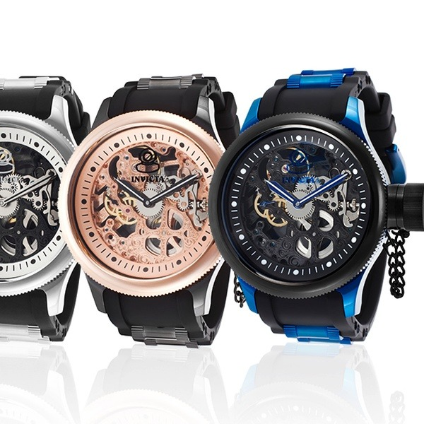 How to Choose Invicta Skeleton Watches
