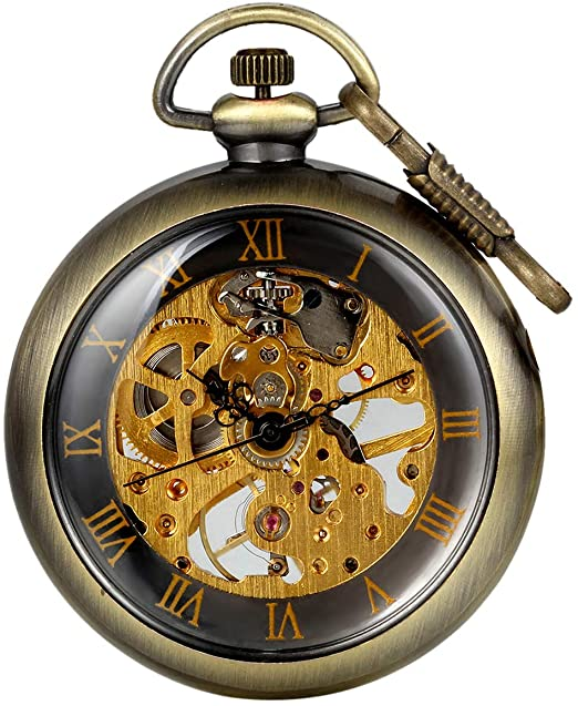 Mechanical Pocket Watch - What to Look For When Choosing a Gift
