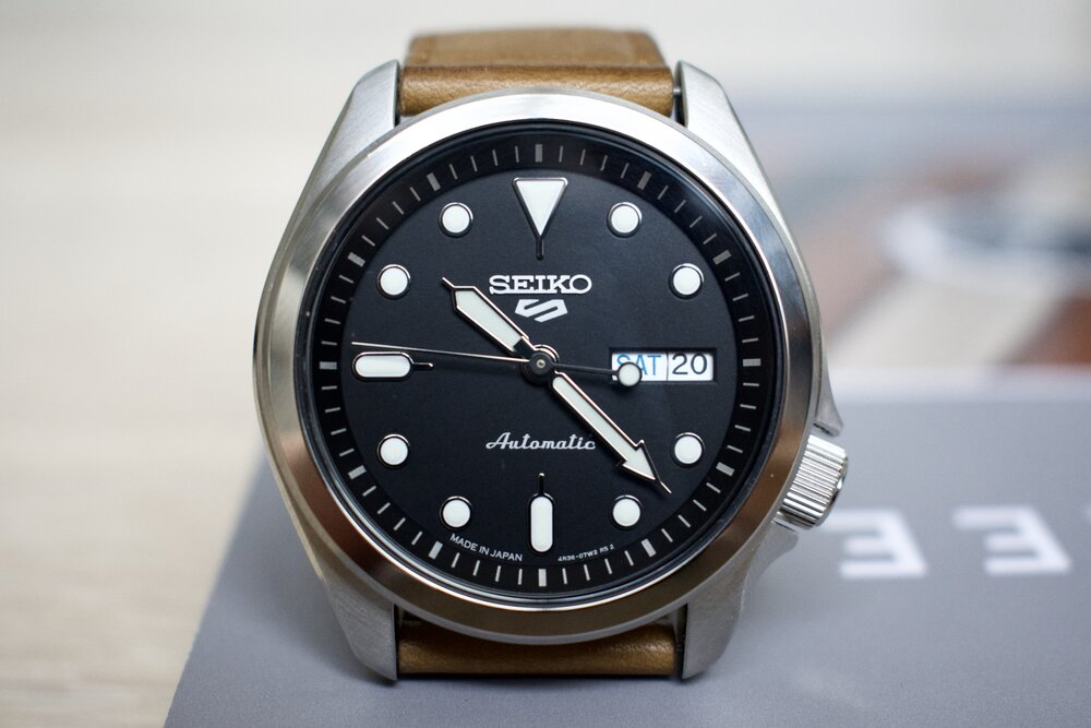 Popular Models Of Seiko 5 Watches
