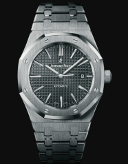 Royal Oak Automático - 41 mm. Ref. 15400ST.OO.1220ST.01/Calibre: 3120