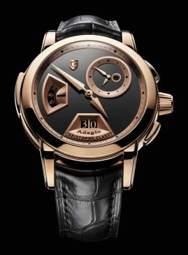 Adagio Onyx Rose Gold