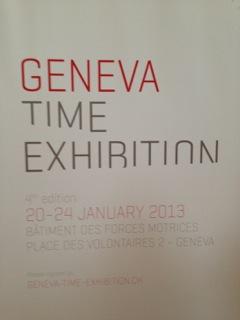 Cuarta exposición relojera: GTE.