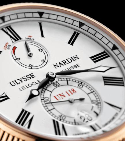Con la introducción del Calibre UN-118, la Manufactura de Le Locle deja nuevamente de manifiesto su liderazgo en la industria relojera.