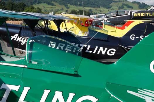 Escuadrón Breitling