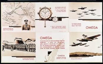 Omega, siempre ligado a la aviación