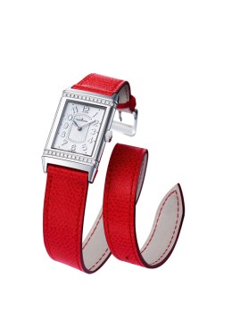 Grande Reverso Lady Ultra-Thin by Valextra.