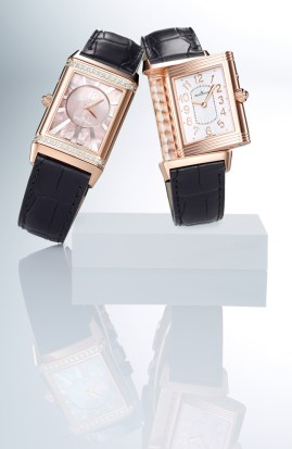 Grande Reverso Lady Ultra Thin Duetto Rose Gold