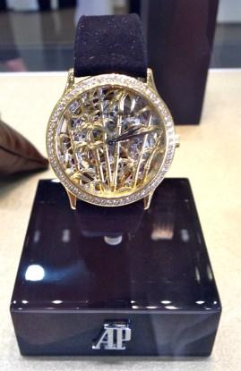 Skeleton Watch ultra delgado