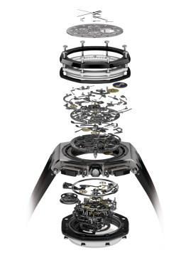 Royal Oak Offshore Grande Complication / 648 piezas del Calibre automático 2885