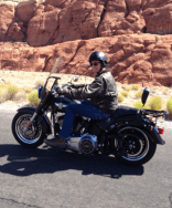 Harley Davidson Couture Las Vegas by Bell & Ross
