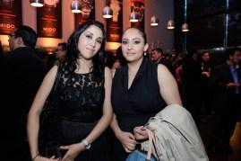 Alejandra Hernández y Silvia Tapia // Presentación colección 2013