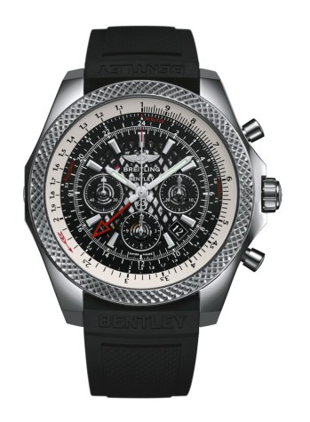 Breitling for Bentley B04 GMT- Correa de caucho.