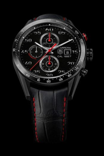 CARRERA CALIBRE 1887 RACING CHRONOGRAPH 43MM