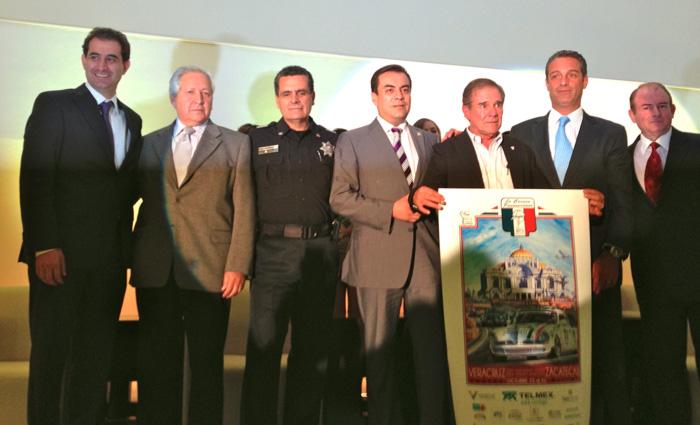La Carrera Panamericana Edición No. 26.