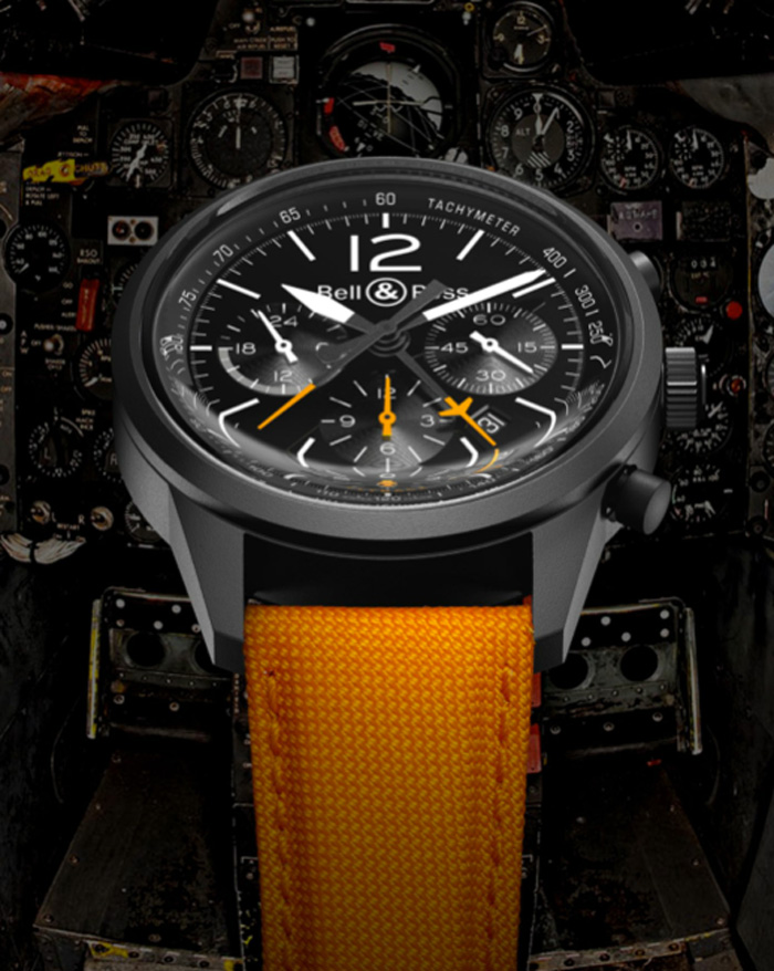 Bell & Ross Vintage 126 Blackbird
