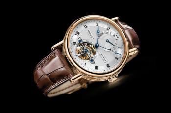 Breguet, the innovator. Inventor of the Tourbillon.