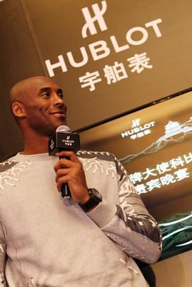 La leyenda viviente, Kobe Bryant.