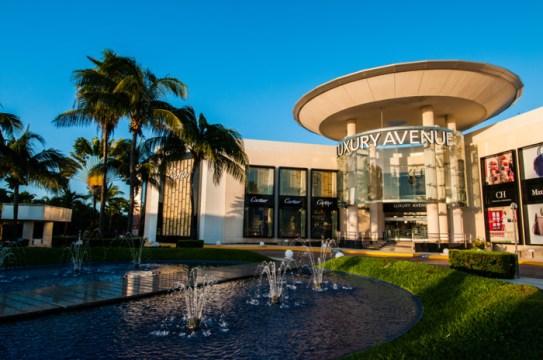 Boutique Cartier Cancun en Luxury Avenue