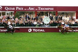 Longines Official Timekeeper of the Qatar Prix de l'Arc de Triomphe