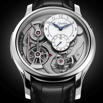 MEN'S COMPLICATIONS WATCH PRIZE Romain Gauthier Logical One