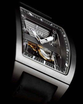 Corum, Ti-Bridge Automatic Dual Winder