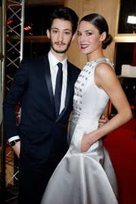 Pierre-Niney-wearing-a-Montblanc-Star-Classique-watch-at-the-Cesar-&-Natasha-Andrews