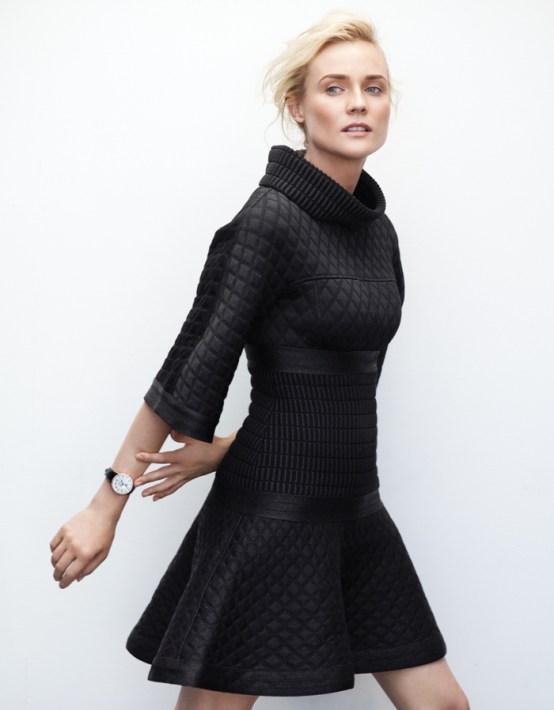 Diane Kruger porta Rendez-Vous de Jaeger-LeCoultre