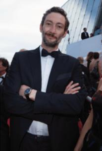 Vincent Desagrat portó un TimeWalker Chronograph