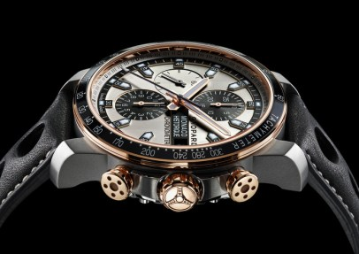 GPMH Chrono side 168570-9001 Black background