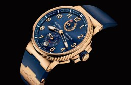 Maxi Marine Chronometer Manufacture.