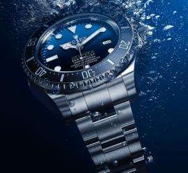 Rolex Deepsea.