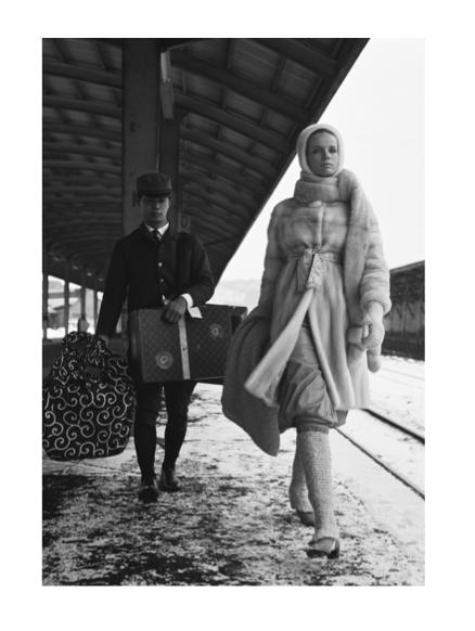 Richard Avendon, Vogue US 1966
