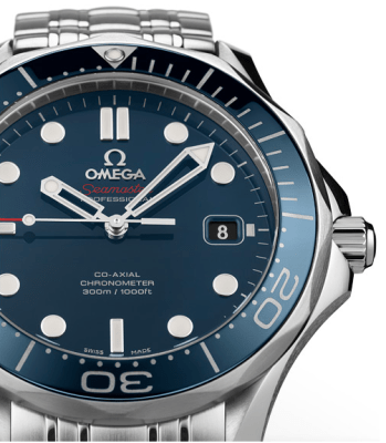 Seamaster Diver Co-Axial 300M.