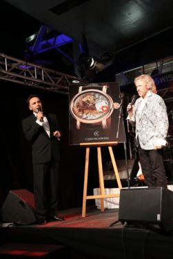 Oliver Ebstein y Thomas Gottschalk, Stefan Roth presentan la edición especial