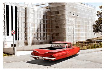 "CHEVROLET EL CAMINO by Renaud Marion collection ""Air Drive""."