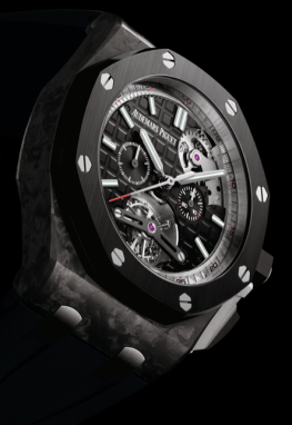 Royal Oak Offshore Tourbillon Chronograph