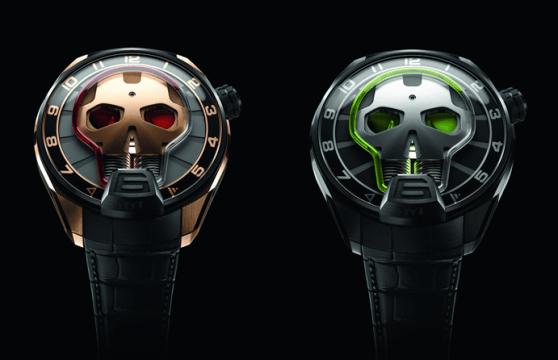 Red y green Skull HYT copy