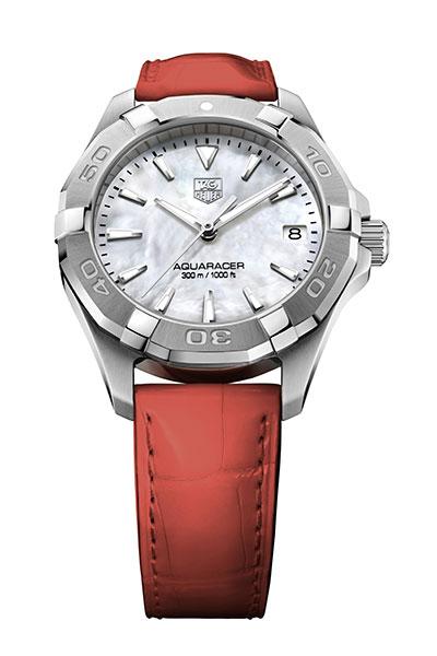 Aquaracer 300m Daring Red