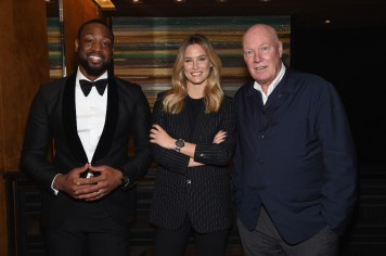 Hublot Announces Supermodel Bar Refaeli As Newest Brand Ambassador
